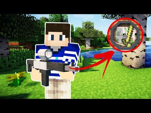 Napravio Sam NAJBRUTALNIJE ORUZIJE U Minecraftu ! *prebrutalno*