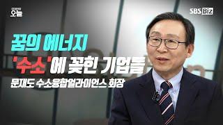 [오후초대석] 꿈의 에너지 '수소'에 꽂힌 기업들…한국…