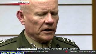 U S  General Apologizes For Car Accident Involving Drunken Marine That Killed Japanese Man
