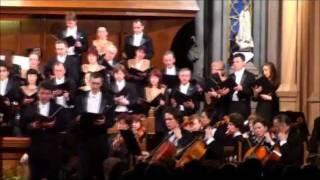 Franz Liszt Missa coronationalis (Hungarian Coronation Mass) - Sanctus