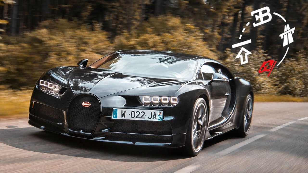 Bugatti Chiron: What It's REALLY Like To Drive Properly - Carfection (4K)
