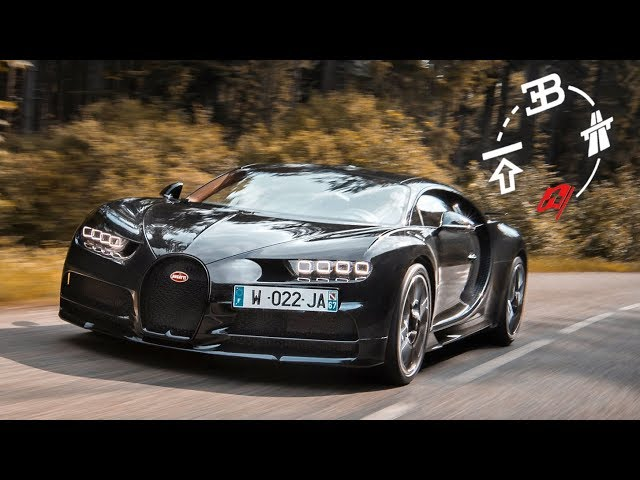 But Then Again We Noticed That The Chiron Can T Take On A Bend Aggressively Like How Proper Track Car Would