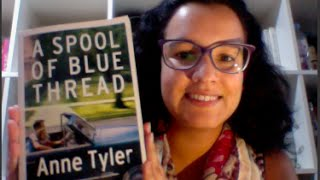 A Spool of Blue Thread - Book Review