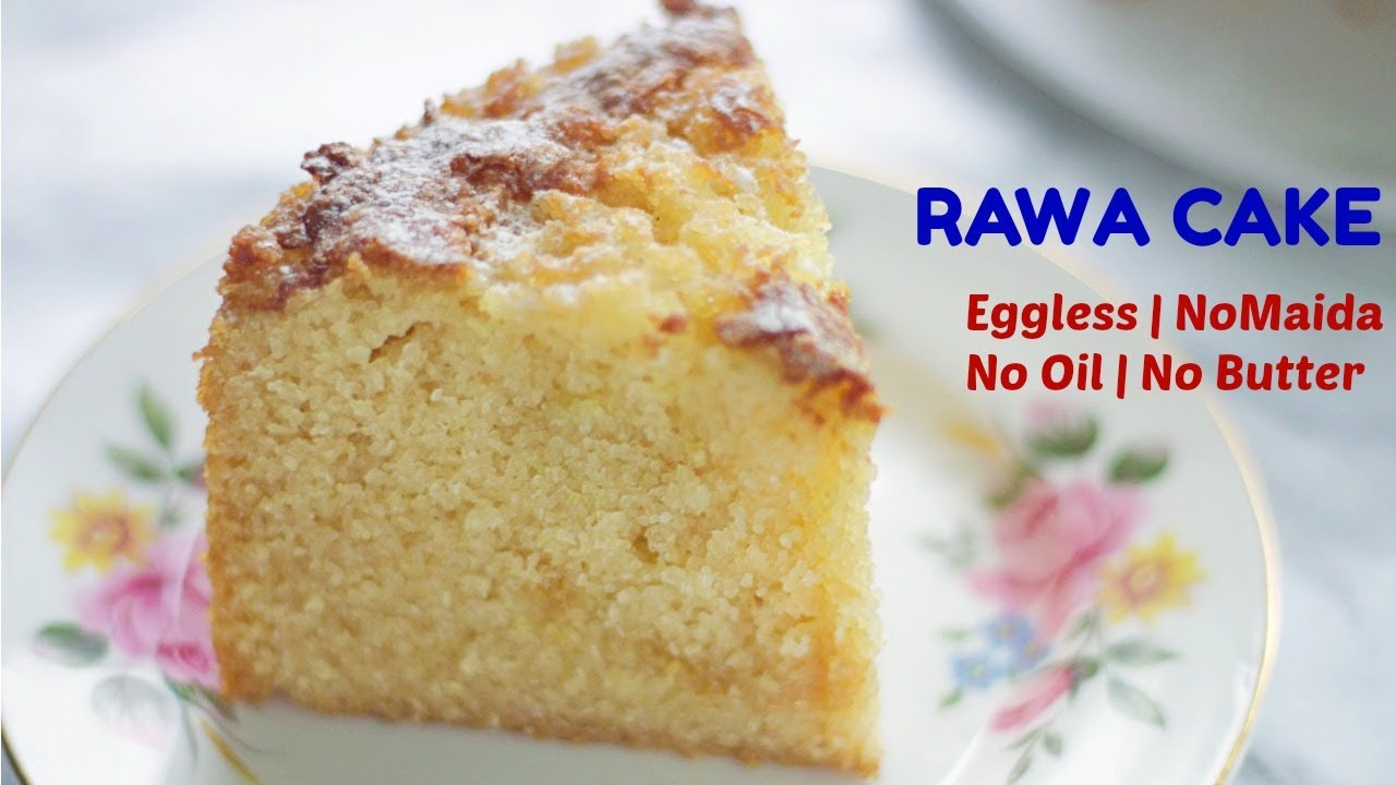 Rava Cake Recipe In Marathi Oven