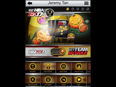 MYNBA2K17 Ep. 9 Free Autumn Pack! Who Did I Get???