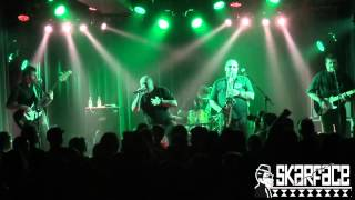 SKARFACE- Leave me alone (Sala Apolo 2 5-1-15)