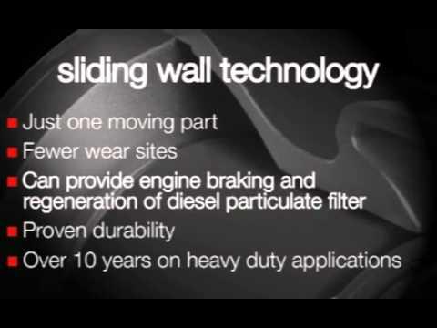 Holset Variable Geometry Turbochargers
