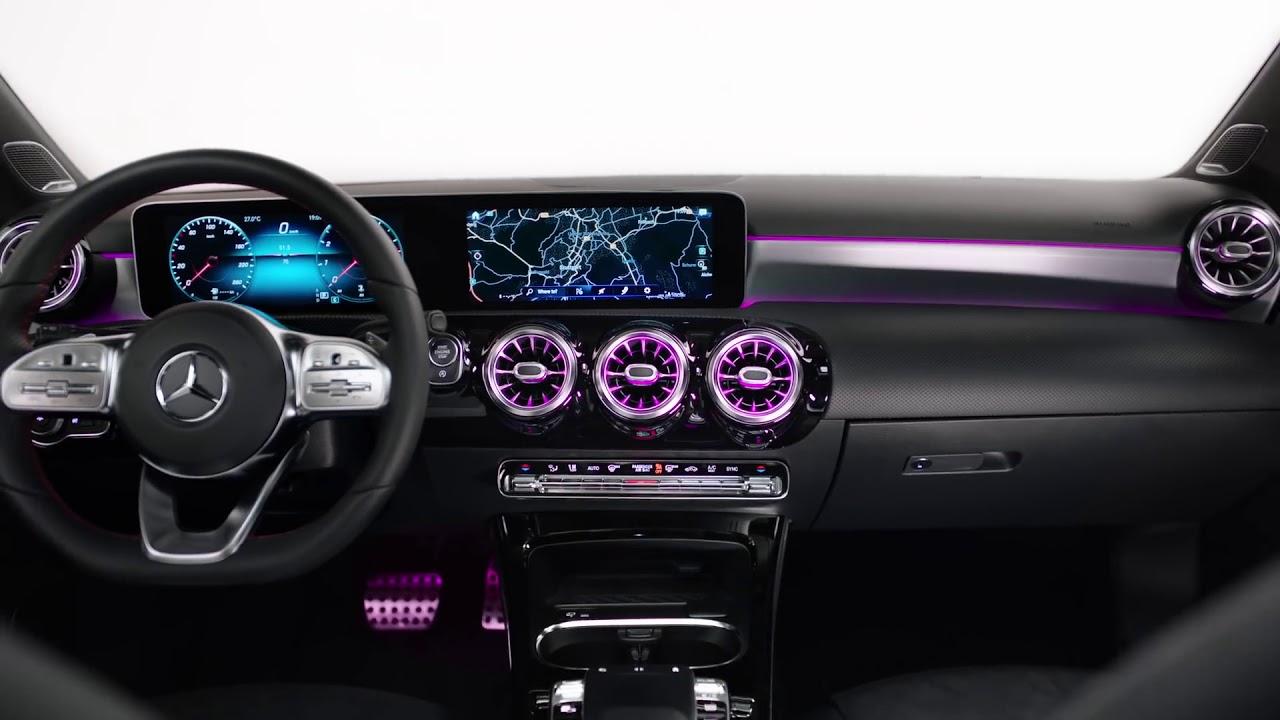 Mercedes Benz A Klasse Limousine 2018 Het Design Youtube