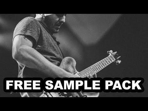 """FREE Guitar Loop Sample Pack - """"VIBRATIONS"""""""