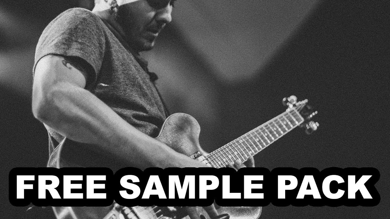 "FREE Guitar Loop Sample Pack - ""VIBRATIONS"""