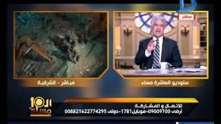 """بالفيديو.. """"الإبراشي"""" يفتح النار على زكي بدر: """"دولة عاجزة وحكومة فاشلة"""""""