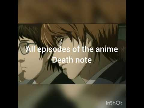 How To Download All Episodes Of Death Note Eng Dub