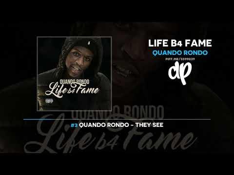 Quando Rondo - Life B4 Fame (FULL MIXTAPE + DOWNLOAD)