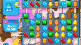 Candy Crush Soda Saga level 74 (3 star, No boosters)