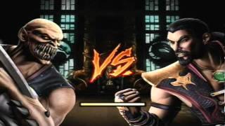Mortal Kombat 9 - Baraka (Arcade Ladder) [Expert] No Matches/Rounds Lost