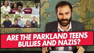 are-the-parkland-teens-bullies-and-nazis-some-more-news-lil-bits-of-news