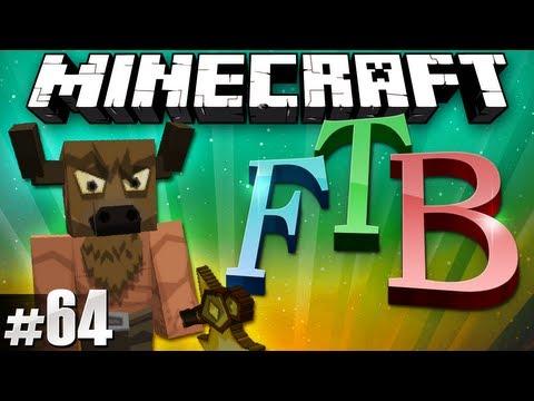 Minecraft Feed The Beast #64 - Sweet Dreams, Eurythmics
