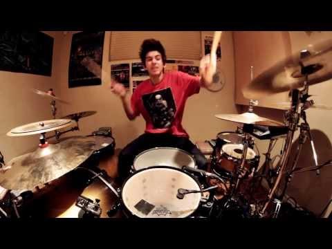 Chris Dimas - One Step Closer - Linkin Park - Drum Cover