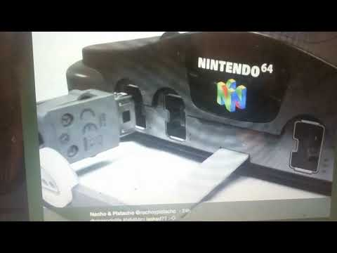 Nintendo 64 Classic Edition Leaked? N64 Mini