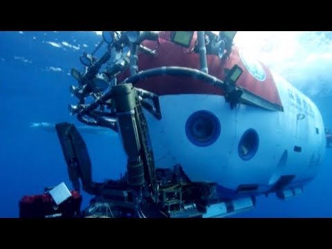 China's deep-sea manned submersible returns home