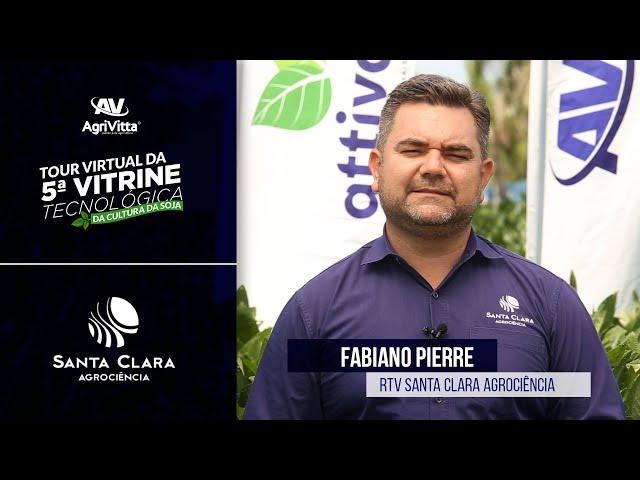 Fabiano Pierre    RTV Santa Clara Agrociência
