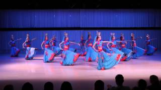 2014 Mongolian Performance at the Kirov Academy of Ballet