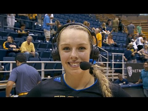 : Jordan Anderson After Win Over Cal