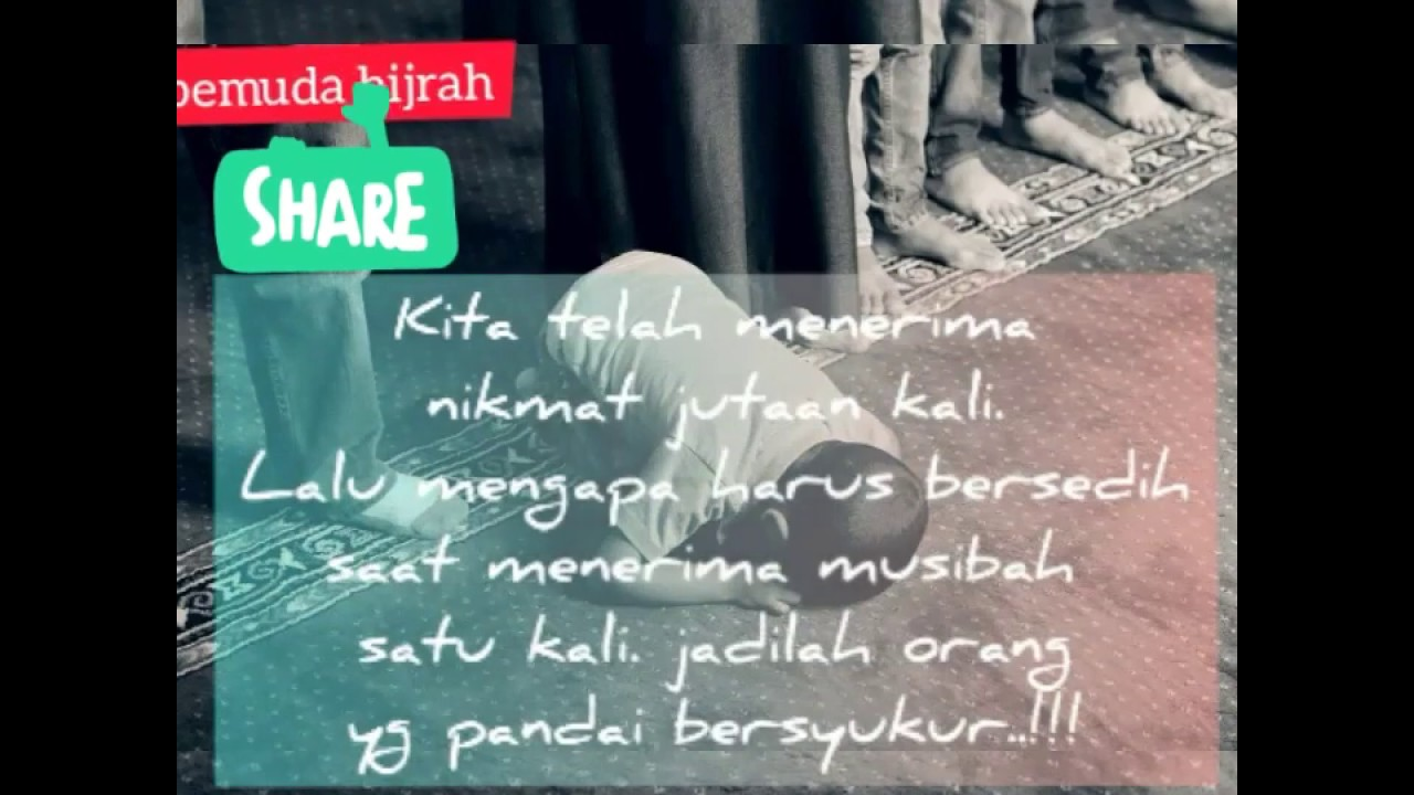 kata mutiara islami - YouTube