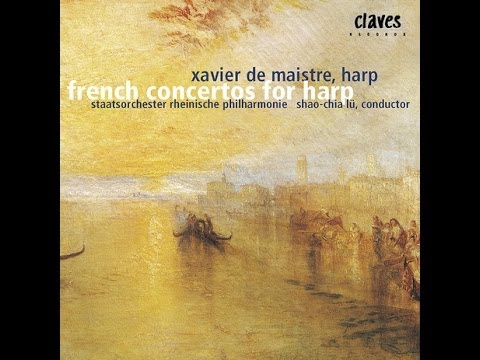 Xavier de Maistre - Camille Saint-Saëns: Concert Piece in G Major for Harp and Orchestra, Op. 154
