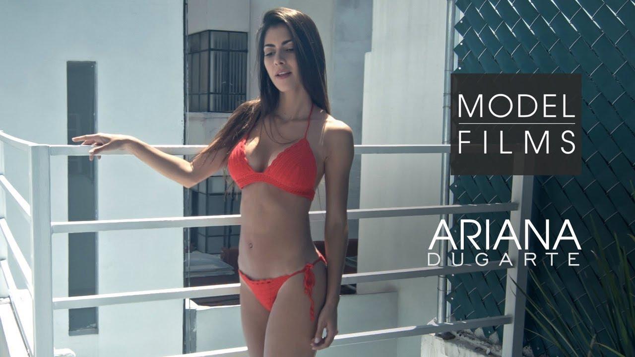 Bikini Rojo 1 - Model Film