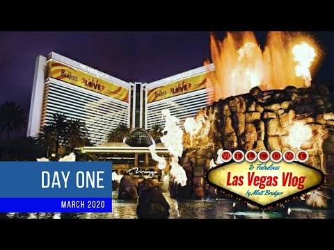 7 Days That Closed Las Vegas (11/03/20 - 17/03/20) Day One