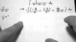 INNO 部分分式积分法 3