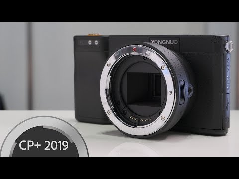 Yongnuo shares more details about its upcoming YN450 Android-powered mirrorless camera