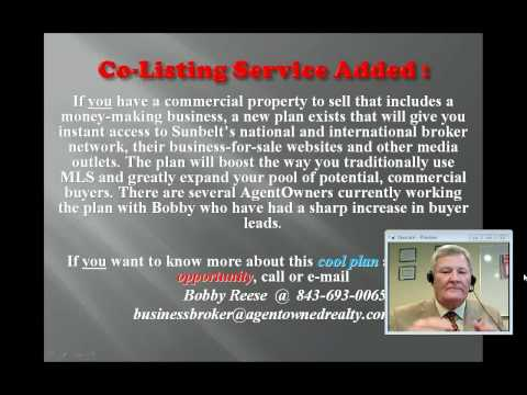 Increase Your Commission Earnings through Referrals & Commercial Co Listings