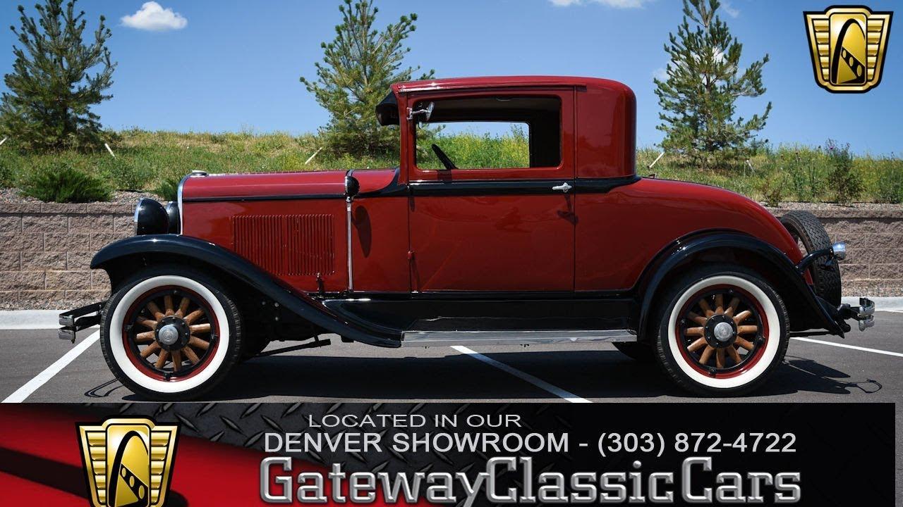 1929 Chrysler Model Wiring Diagram Dodge 1930 Series 66 Stk 69 Youtube Rh Com Ignition Diagrams Symbols Identify