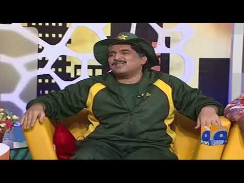 Khabarnaak - 25 August 2017 - Geo News
