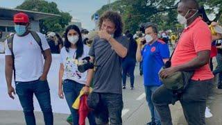 LUISITO COMUNICA LLEGO A CALI COLOMBIA / POR EL PARO NACIONAL DE COLOMBIA / LUISITO COMUNICA 2021