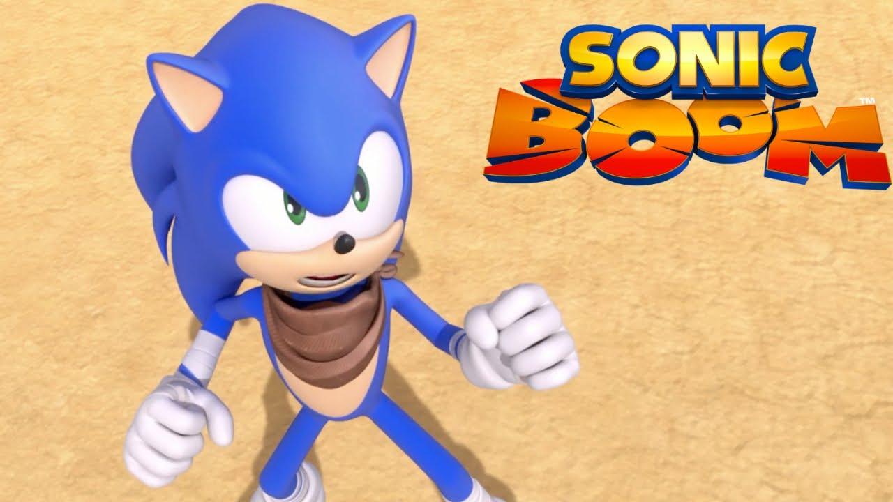 Sonic Boom | La maldición del templo Compa Compa | Capítulo 22 Español Latino