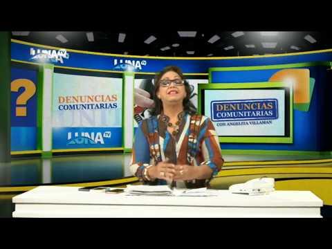 Las quejas del pueblo en las Denuncias Comunitarias con Angelita Villaman