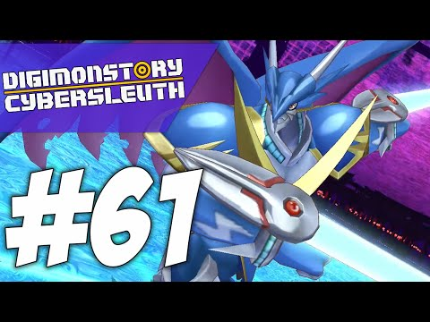 LET THE GREAT CHALLENGES BEGIN!! | Digimon Story: Cyber Sleuth (PART #61)