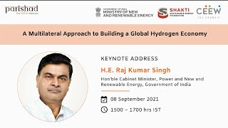 A Multilateral Approach to Building a Global Hydrogen Economy