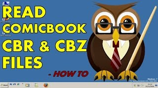 [Without Software] How to READ ComicBook CBR and CBZ Files on Windows screenshot 5