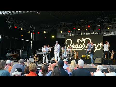 Beach Boys at the New York State Fair