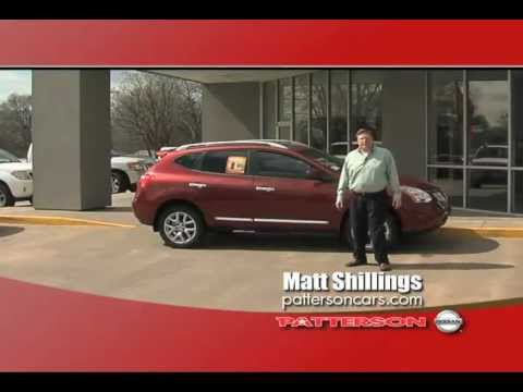 Patterson Nissan Certified Used Cars Weekly Specials In Longview, TX.