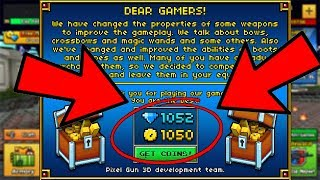 *Easy* How To Trick Pixel Gun 3D Into Giving You Unlimited Gems & Coins For FREE  (No Hacks)