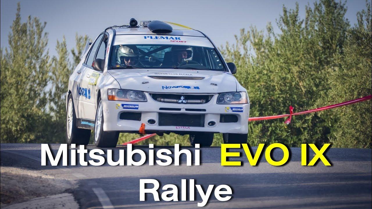 Mitsubishi EVO IX Rallye  [Full HD]