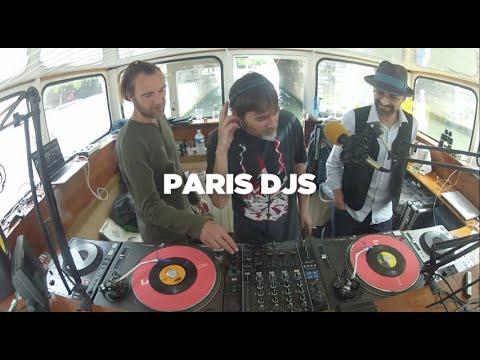 Paris DJs SoundSystem • Paris DJs Takeover • Le Mellotron