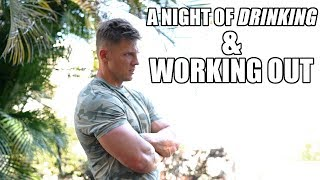 Can U Party and Workout? AUSSIES CAN!