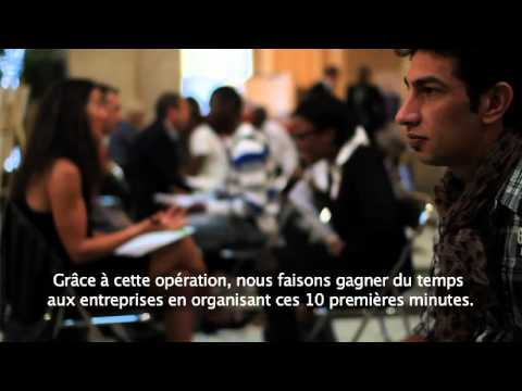 BlogTV : le speed dating pour l'emploi from YouTube · Duration:  2 minutes 51 seconds