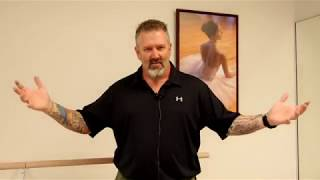 Meet our in-studio physical therapist, Joe McCaleb
